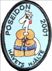 2001 Poseidon