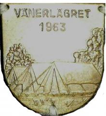 1963 Vänerlägret