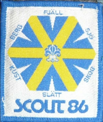 1986 Scout 86
