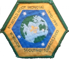 1990 8 th World Moot Mondial