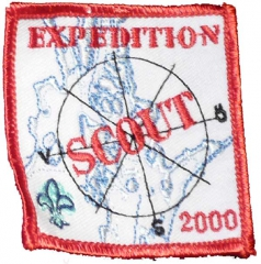 2000 Expedition Scout