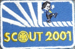 2001 Scout 2001