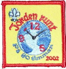 2002 Jorden Runt på 80 timmar