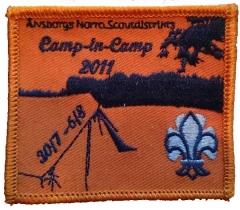2011 Camp-in-camp
