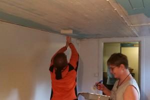 Måla måla måla rummet