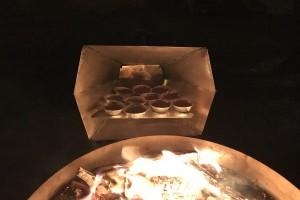Kladdig matlagning