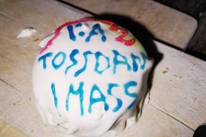 Fössta tossdan i mass