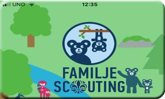 Familjescoutning start 29 aug.